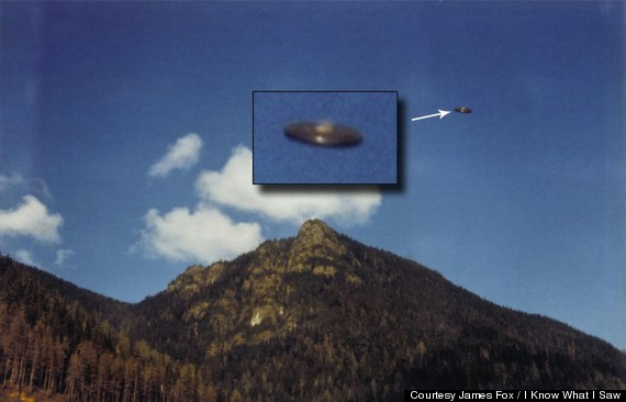 Vancouver UFO sighting