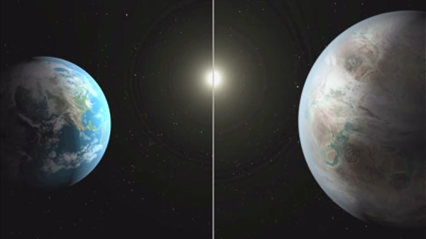 Billions of Earthlike planets in galaxy NASA scientist