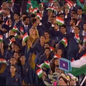 Indian Olympics Team Rio