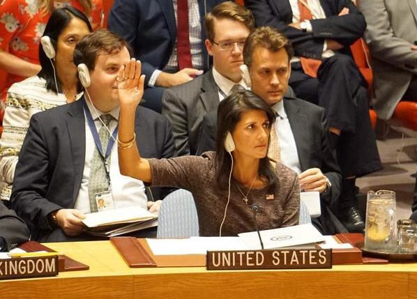 North Korea warns United States will pay for Nikki Haley's 'hysteric fit'