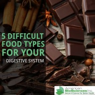5 Difficult Foods for Your Digestive System