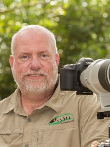 Kevin Loughlin of Wildside Nature Tours will give a talk on bird photography at the 2018 American Birding Expo.