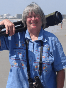 Laurilee Thompson will be speaking about Florida birding at the 2018 American Birding Expo.