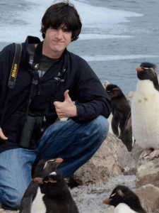 Lev Frid of Rockjumper will be speaking at the 2018 American Birding Expo.