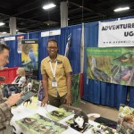 Exhibitors at the 2018 American Birding Expo.