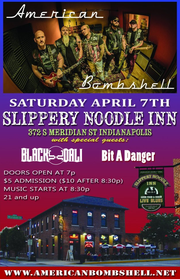 2018-04-07 - Slippery Noodle