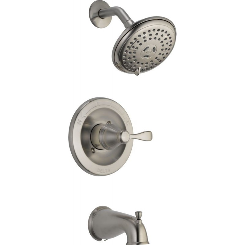 Delta 144984 OB A Monitor 14 Series Tub And Shower Trim