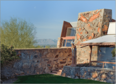Taliesin West Mindful Design For A Brutal Land
