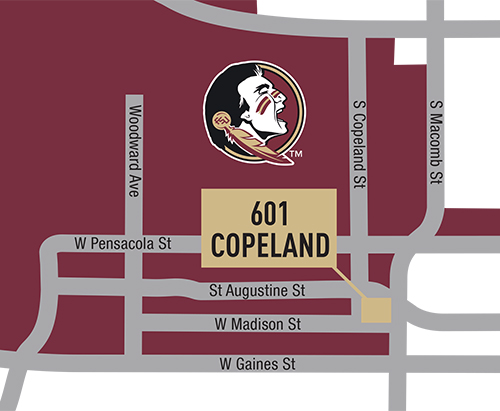 601 copeland - student housing - tallahassee, fl