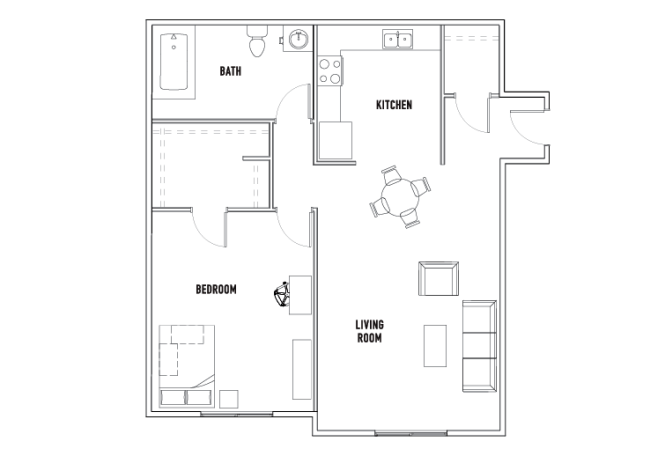 Floor Plans Willowtree Apartments