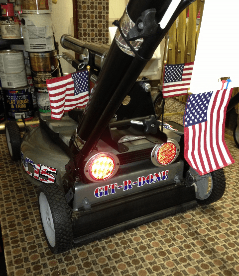 American Cannons black powder golf ball launching cannons customer photos