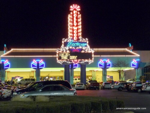 Penn National's Hollywood Casino in Tunica, Mississippi