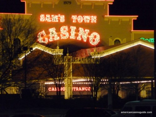 Boyd Gaming's Sam's Town Casino and Hotel Located in Tunica, Mississippi