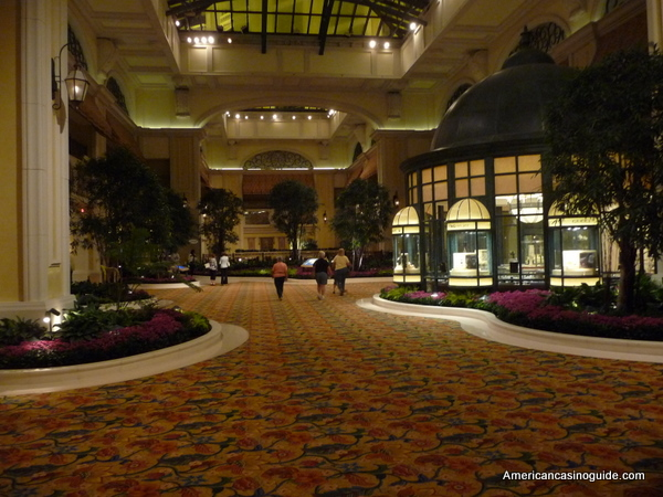 Beau Rivage Resort & Casino Biloxi, Mississippi