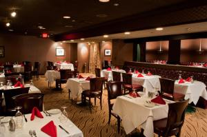 Oscar's Steakhouse at the Plaza Hotel & Casino in Las Vegas