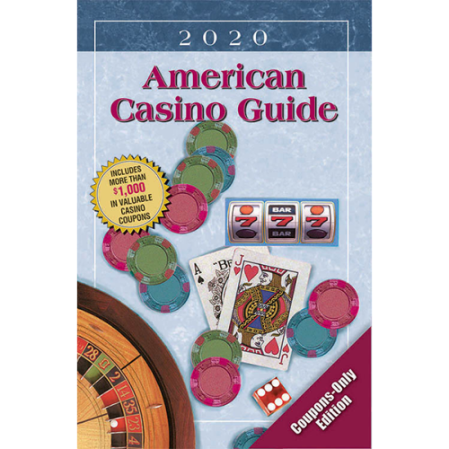 2020 american casino guide coupons only edition