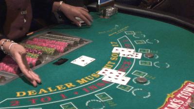 blackjack insurance bet