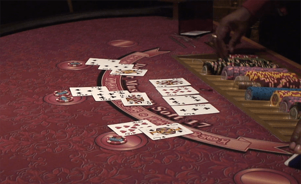 blackjack dealer busts