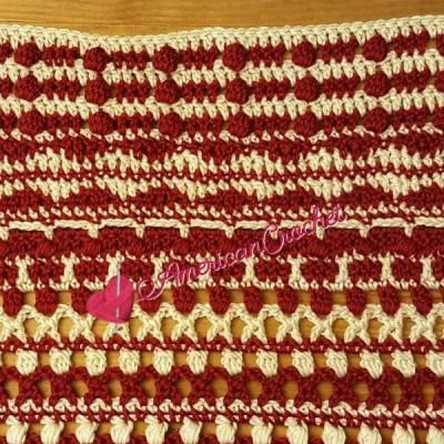 2016 Wonder Crochet Blanket CAL ~ Part 11