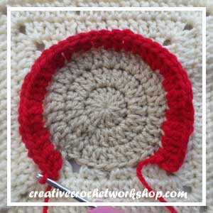 Little Red Riding Hood | Free Crochet Pattern | American Crochet @americancrochet.com @creativecrochetworkshop.com #freecrochetpattern #contributorpost #tutorial