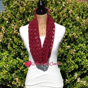 Alpaca Mood Cowl | Free Crochet Pattern | American Crochet @americancrochet.com #freecrochetpattern