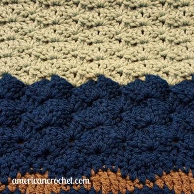 Ocean Medley Blanket Part Three
