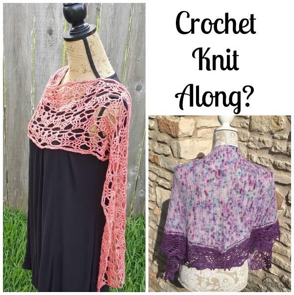 Crochet Knit Along | American Crochet @americancrochet #crochet #knit