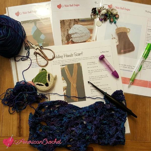 Holiday Planning | American Crochet @americancrochet #holidayplanning