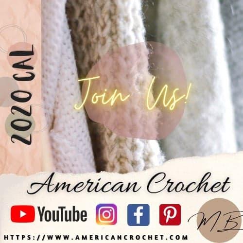 Winter Wonder Shawl CAL | American Crochet @americancrochet.com
