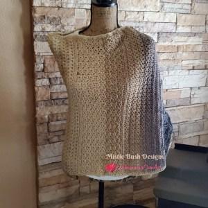 Winter Wonder Shawl Parts Complete | American Crochet @americancrochet