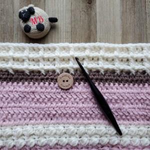 Happy Throw Part Fifteen | American Crochet @americancrochet