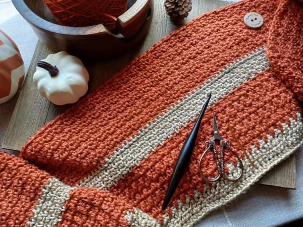 Happy Throw Three ~ Part Three   American Crochet @americancrochet.com