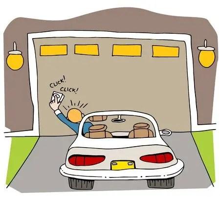 Garage Door Springs and Other Reasons Garage Doors Fail to Open