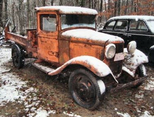 1932 Ford Truck Project For Sale