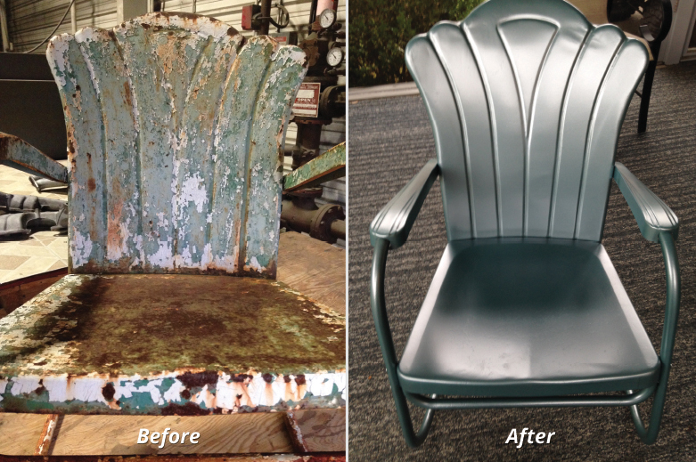 Metal_Chair Before & After