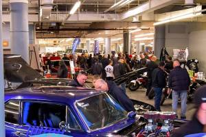 2018 Connecticut Indoor Cabin Fever Custom Car & Motorcycle Show @ Naugatuck Entertainment Facility | Naugatuck | Connecticut | United States