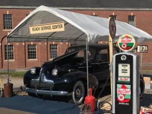 Reach Newtown Car Show Service Center