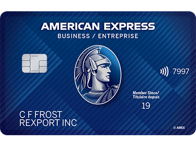 Image result for American Express Business Edge""