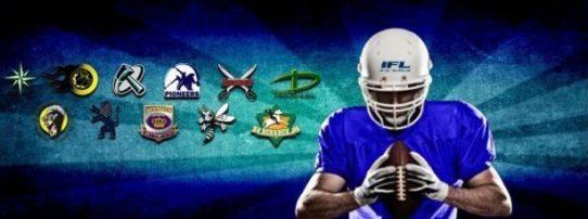 IFL teams cover logo