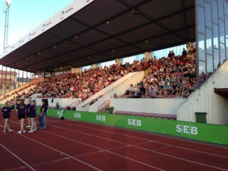 Carlstad Crusaders home stadium
