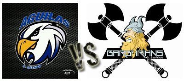 Aguilas vs Barbarians Image