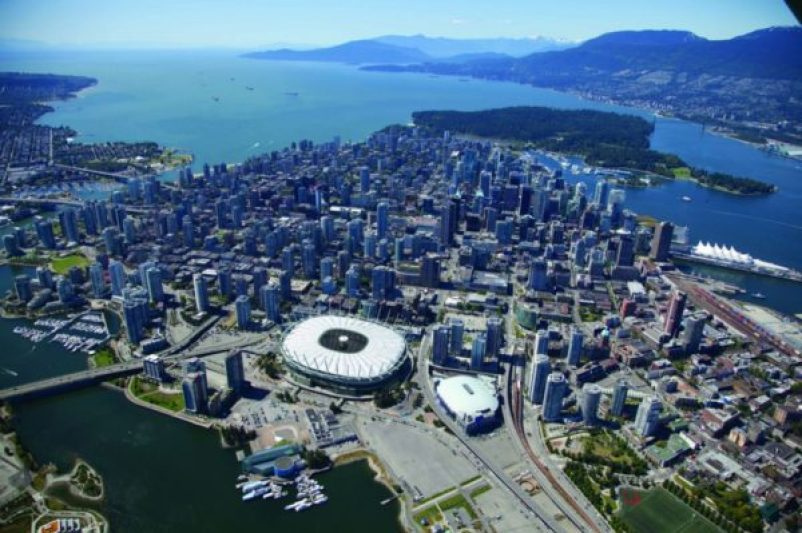 BC Place_Aerial