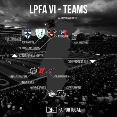 2015 Season Preview Portugal Liga Portuguesa De Futebol Americano Lpfa