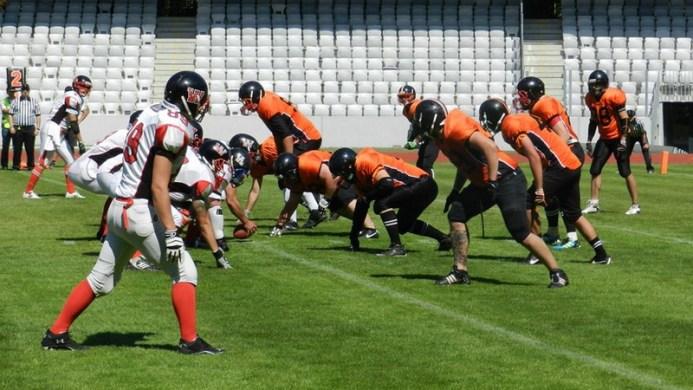 American Football in Romania