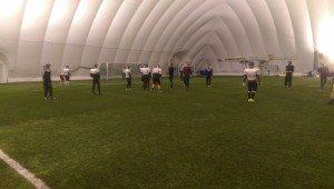 Norway - Tromso indoor practice