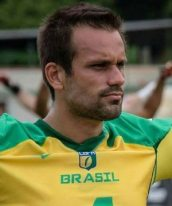 Martire is the main QB of Brasil Onças
