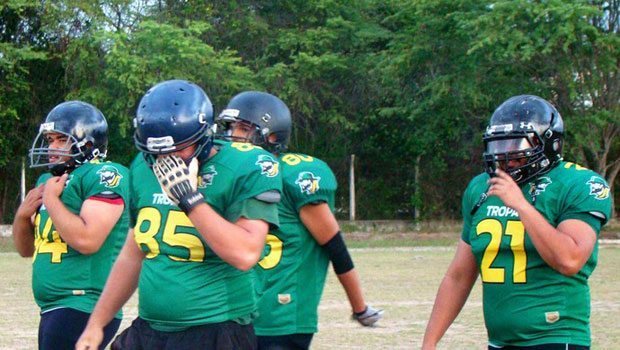 Tropa Campina is preparing your team to play Superliga Nordeste in second semester. Photo Tropa Campina
