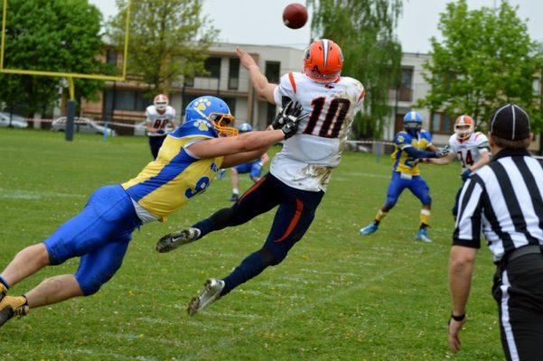 Czech Rep. - Bulldogs v. Lions