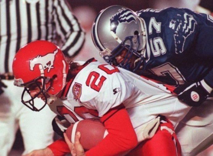 CFL - 1995 Grey Cup-2-3