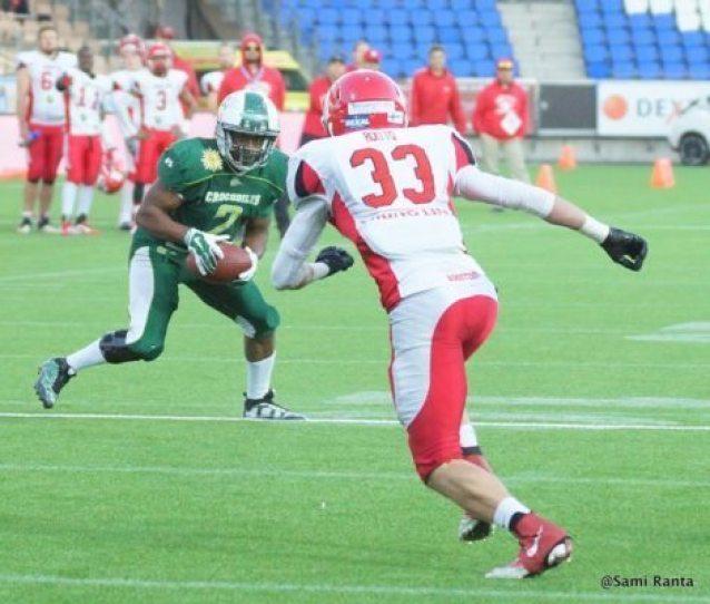 Finland - Maple Bowl XXXVI action3